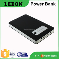 High campatible PC power bank 32000 mah mobile phone power bank external battery