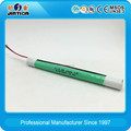 Ni-Cd AAA 300mAh 3.6volt rechargeable battery for emergency light