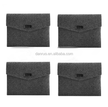 10,12,13,14,15,17 inch Wool Felt Inner Notebook Laptop Carry Bag For Macbook Air/Pro/Retina