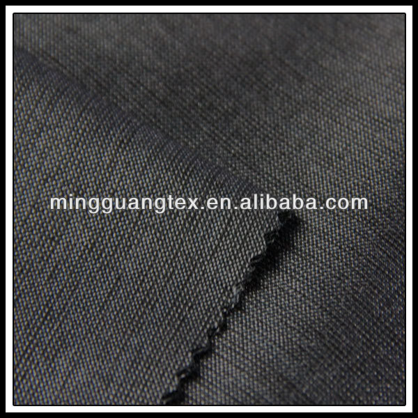 BEST POLY RAYON WOVEN SUITING PETER PAN FABRIC