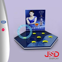Universal Best Quality Cosmetic Display Stand , Plastic Cosmetic Display Stand for Sale
