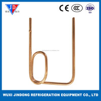 Capillary copper pipe bent tube bended copper pipe for air conditioning
