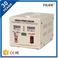 Newest SVC AC power 220V digital automatic voltage regulator