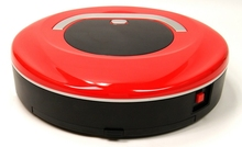 robotic vacuum cleaner with 7.2V, 1.3Ah rechargeable battery