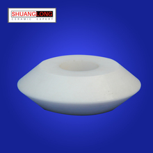 thermostat ceramic 95% alulmina ceramic insulator ring