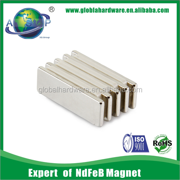 High Performance block N52 sintered Neodymium Magnet/Permanent Magnet