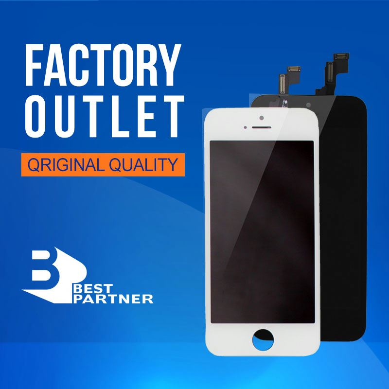Factory directly replacement lcd touch screen for iphone 5s