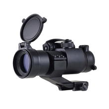Hunting 3 MOA Red Green Dot rifle scope Tactical Reflex Sight with Rail Mount