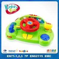 Funny Baby Play Set Noise Makers Steering Wheel Toy