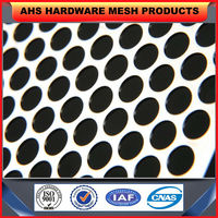 2014 various types of patterns perforated metal/slotted hole perforated sheet materials stocked(ISO9001:2008 certified)