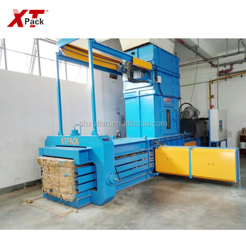 XTPACK-China manufacture full auto baler for packaging plants