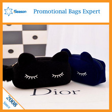 CAT-Sharp Lady Travel toiletry Cosmetic bagLady Makeup bag