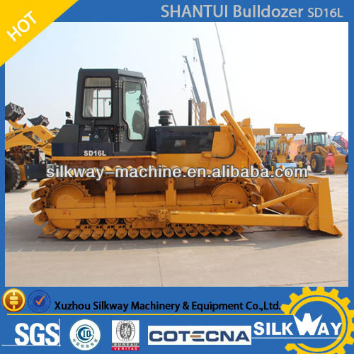 2014 Hot Sale Famous Brand SHANTUI 160HP Swamp Bulldozer SD16L