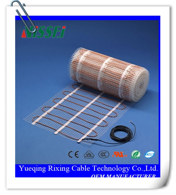 Insulation type underfloor heating mat for floor heating system