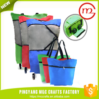 Wholesale great material Chinese gym trolley bag