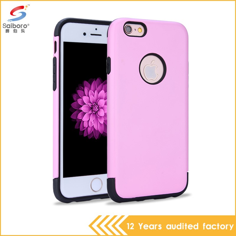 Factory direct supply bulk cheap shockproof armor case for iphone 6