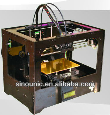 High speed 3d printer with professional software for free