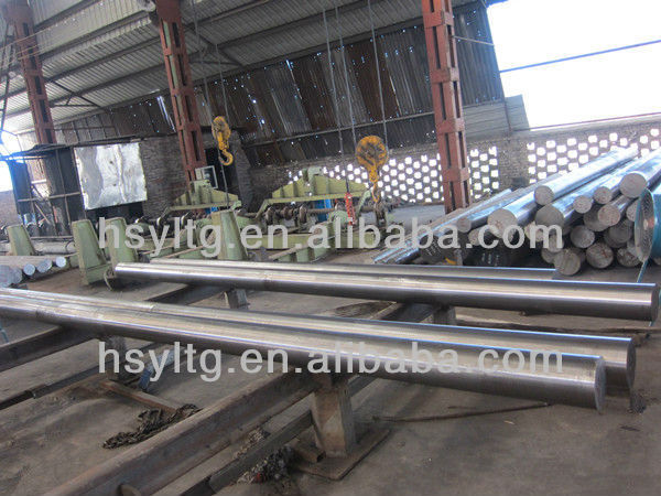 52100 /1.3505 / SUJ2 / EN31 / 100Cr6 / GCr15 steel round bar