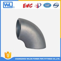 Factory Support Sch160 Carbon Steel Pipe Elbow
