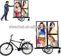 easy change picture photo frame with LED New generation for shopping mall