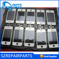 for iPhone 4S Replacement Front screen glass only