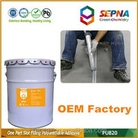 high quality polyurethane concrete floor joint sealant/sealer/glue from SEPNA factory