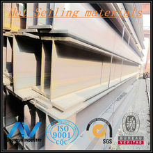 Prime 150x75 h beam for construction steel in China