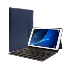 For Samsung Galaxy Tab T580 Tablet Case With Keyboard