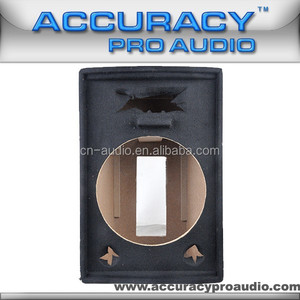 Empty Plywood Speaker Cabinet Sound Box CP15-CAB