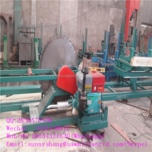 Top Selling Circular Timber Sawmill With Carriage