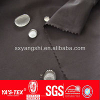 80% polyester / 20% spandex four-way stretch fabric