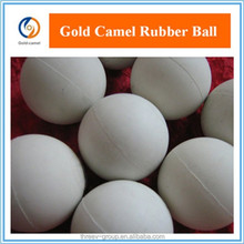 Multi Sizes Hard White/Brown/Transparent Rubber Ball for Screen Cleaning
