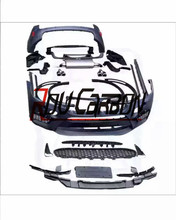 Fiberglass Material HM Wide Style X5 E70 Body Kit for 07-11