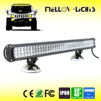 288W heavy truck off road offroad suv forklift truck atv tractor 4x4 auto led driving light bar