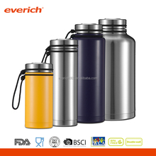 2017 Vacuum Insulated Stainless Steel Factory Price Water Bottle