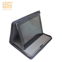 Universal OEM / ODM anti scratch folding stand flip pu leather 9.7 inch pc tablet case