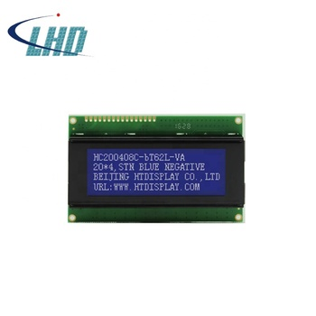 standard 16x4 STN negative character LCD module