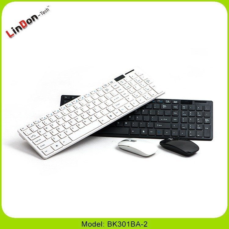 Best selling 2.4G portable wireless mouse keyboard combo