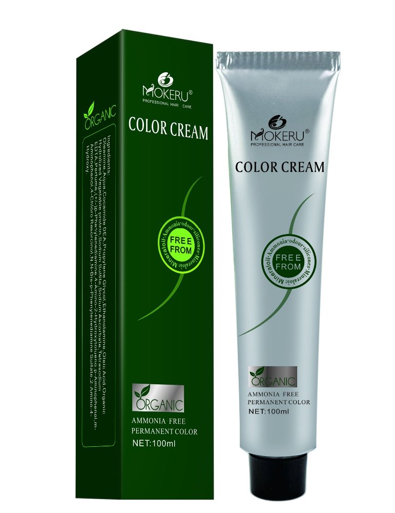 Hair Salon Products Hair Dye Color Cream Italian Hair