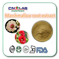 Herb marshmallow root extract powder