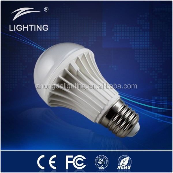 led bulbs e27 from zhongshan 110V Energy Savin