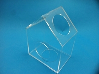 Acrylic pet products,acrylic Bird House