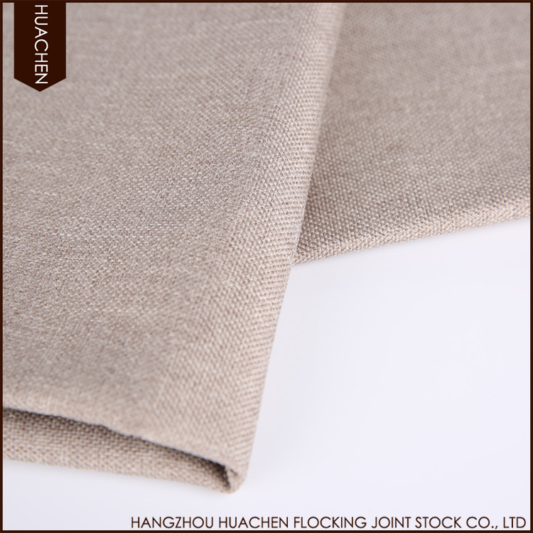 Factory directly provide high quality Insulated luxury curtain fabric