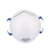 Disposable PPE Safety respirator N95 face mask with valve cup style FFP2