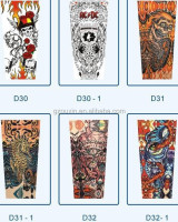 Tattoo Sleeves hot new products for 2015 arm sleeve/arm warmer 92%Nylon team racing shirts