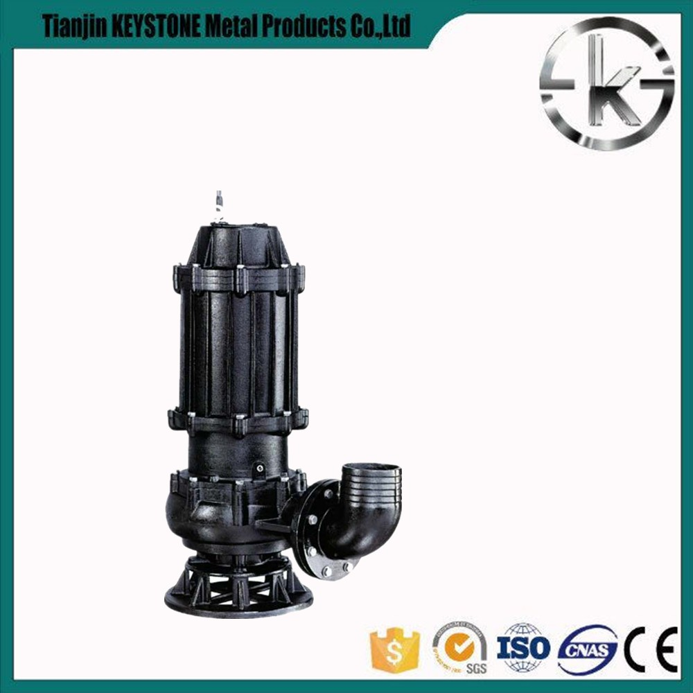 stainless steel impeller submersible water pump