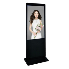 49 inch floor stand led commercial advertising display screen