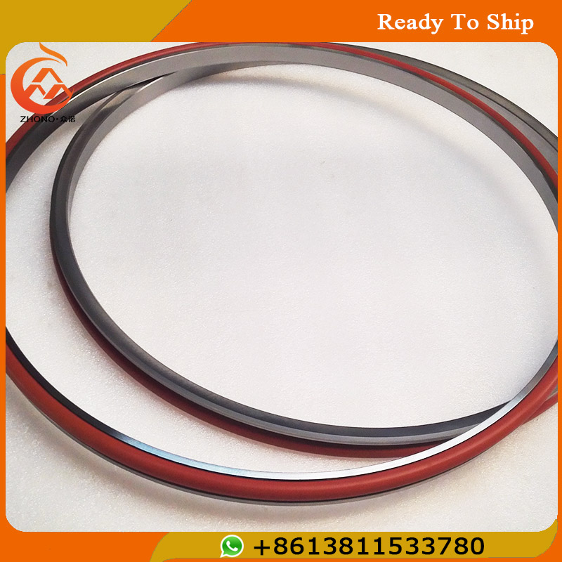 Aftermarket Spare Parts Mechanical Face Seal Silicone <strong>O</strong> ring 533.4*505.4*44 mm