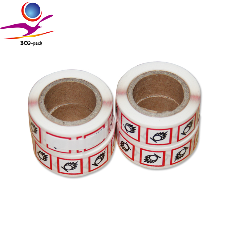mirror coated sticker paper adhesive