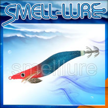SMELL LURE squid jig fishing lure with smell on hook SMF8012-04